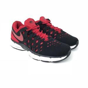 Nike Mens Lunarlon Fingertrap TR 4E Shoes Size 9W